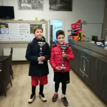 Lorenzo De Vizia vince il torneo CVA Under 10